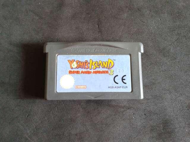 Imagen Yoshi's Island Super Mario Advance 3