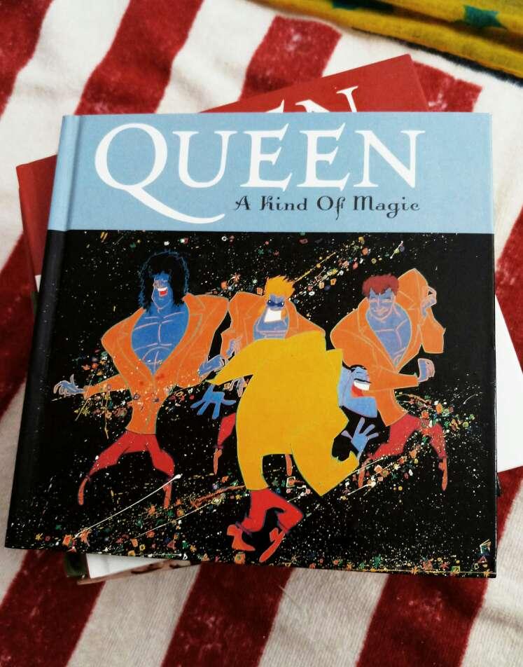 Imagen 'QUEEN' Colección discos + libros