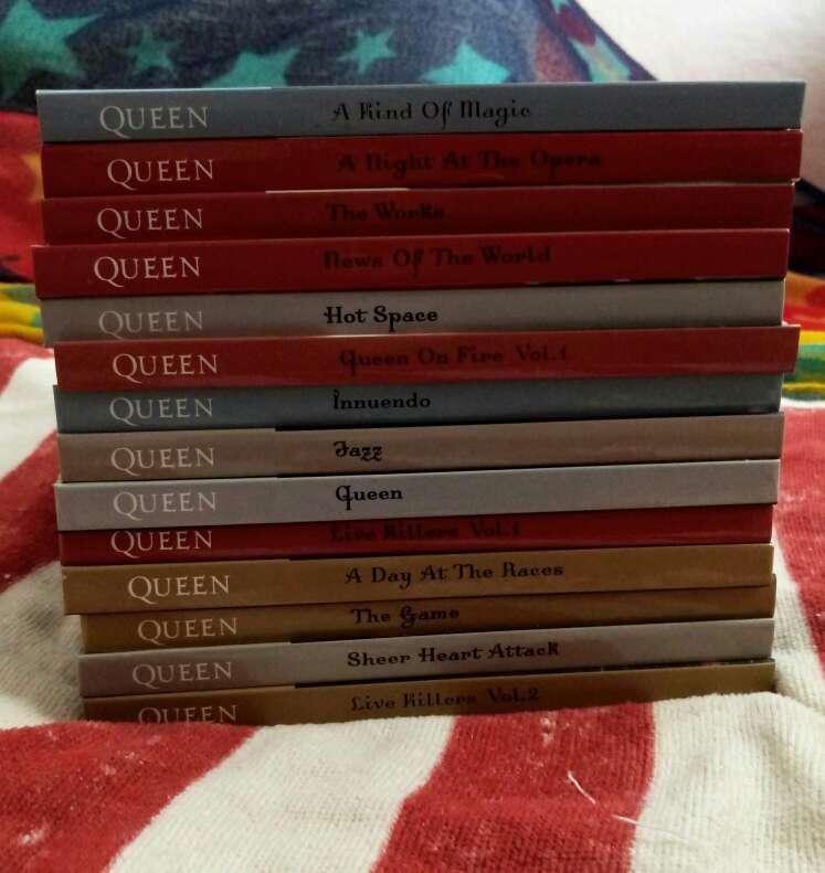 Imagen producto 'QUEEN' Colección discos + libros  2