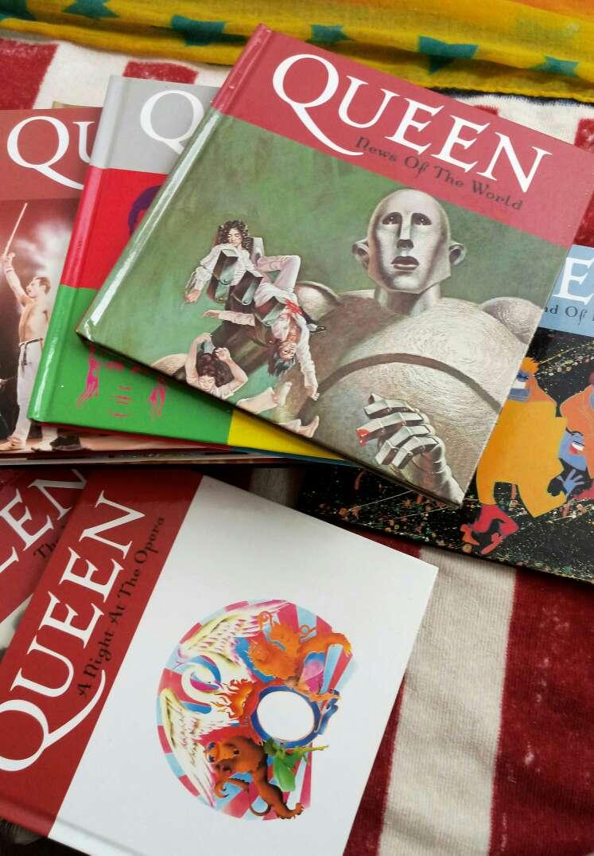 Imagen producto 'QUEEN' Colección discos + libros  3