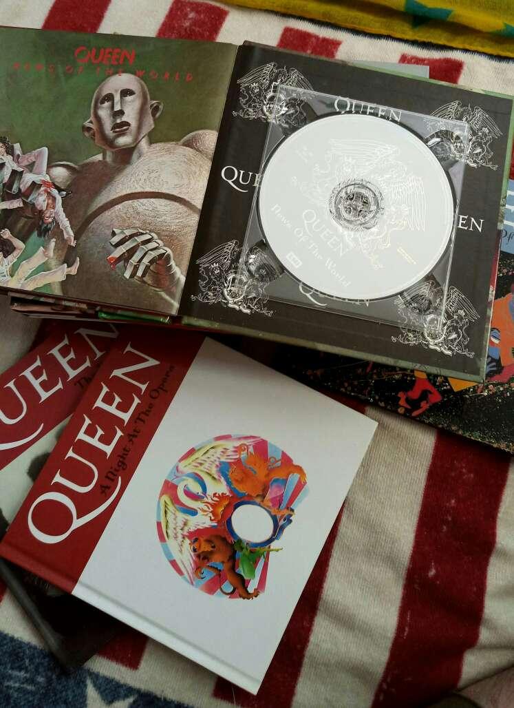Imagen producto 'QUEEN' Colección discos + libros  4