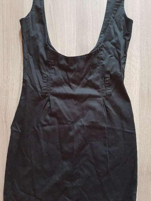 Imagen Vestido de BLANCO negro