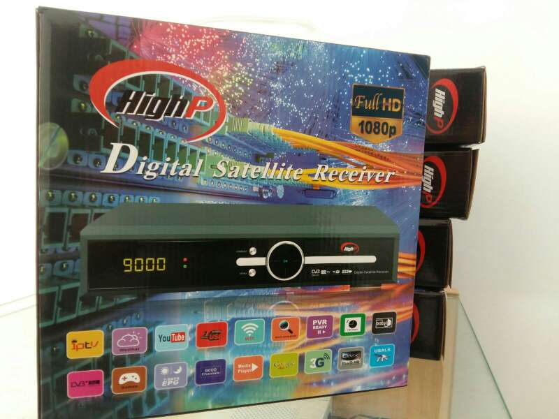 Imagen decodificador HD HighP nuevo
