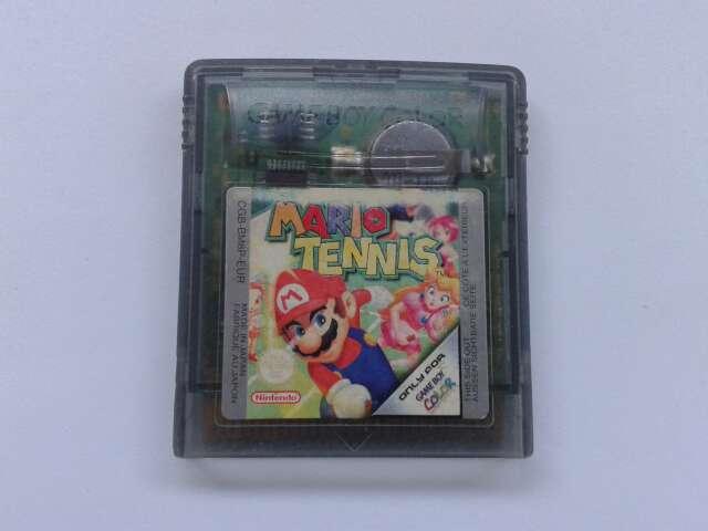 Imagen Mario Tennis