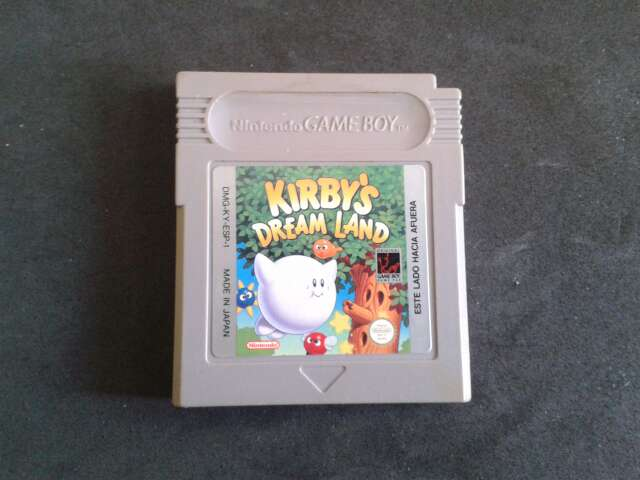 Imagen Kirby's Dreamland