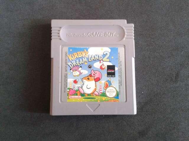 Imagen Kirby's Dreamland 2