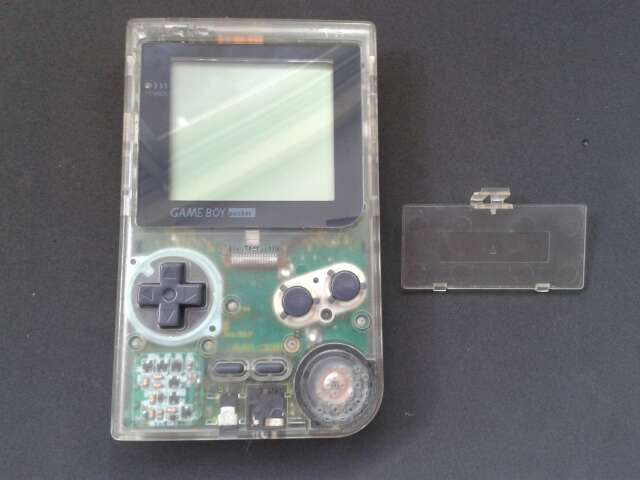 Imagen Game Boy Pocket Transparente