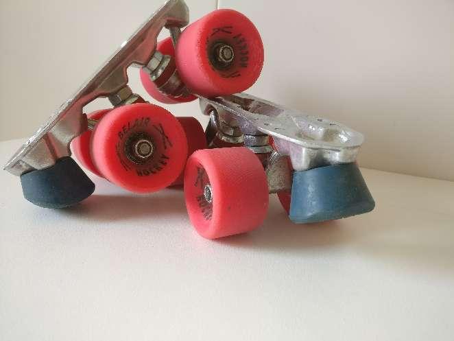 Imagen producto Plancha patines quad / cuatro ruedas 2