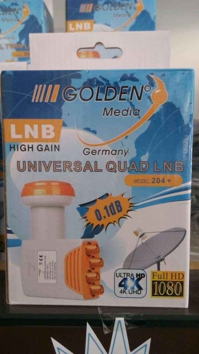 Imagen producto LNB universal de 4 salidas 1