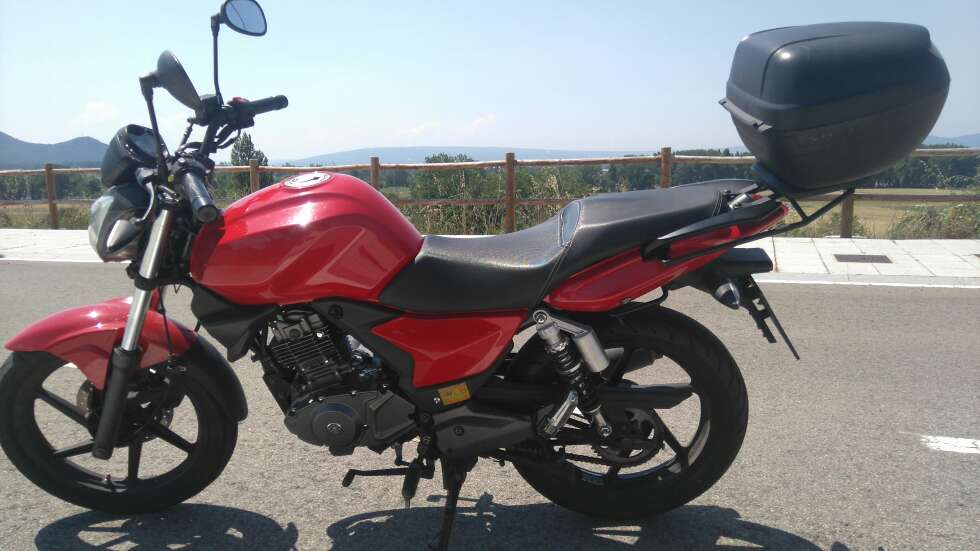 Imagen producto Moto 125cc 2