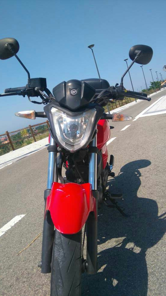 Imagen producto Moto 125cc 3
