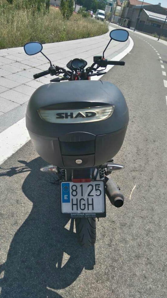 Imagen producto Moto 125cc 4