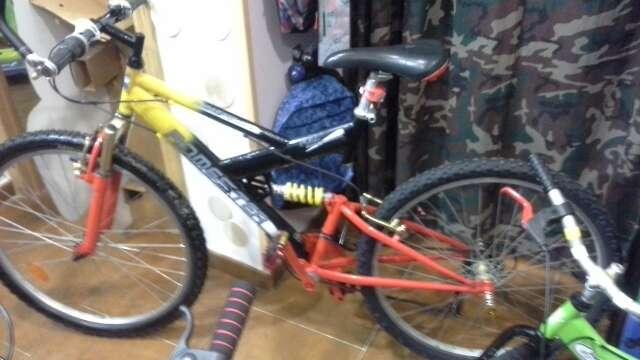 Imagen Bicicleta de descenso