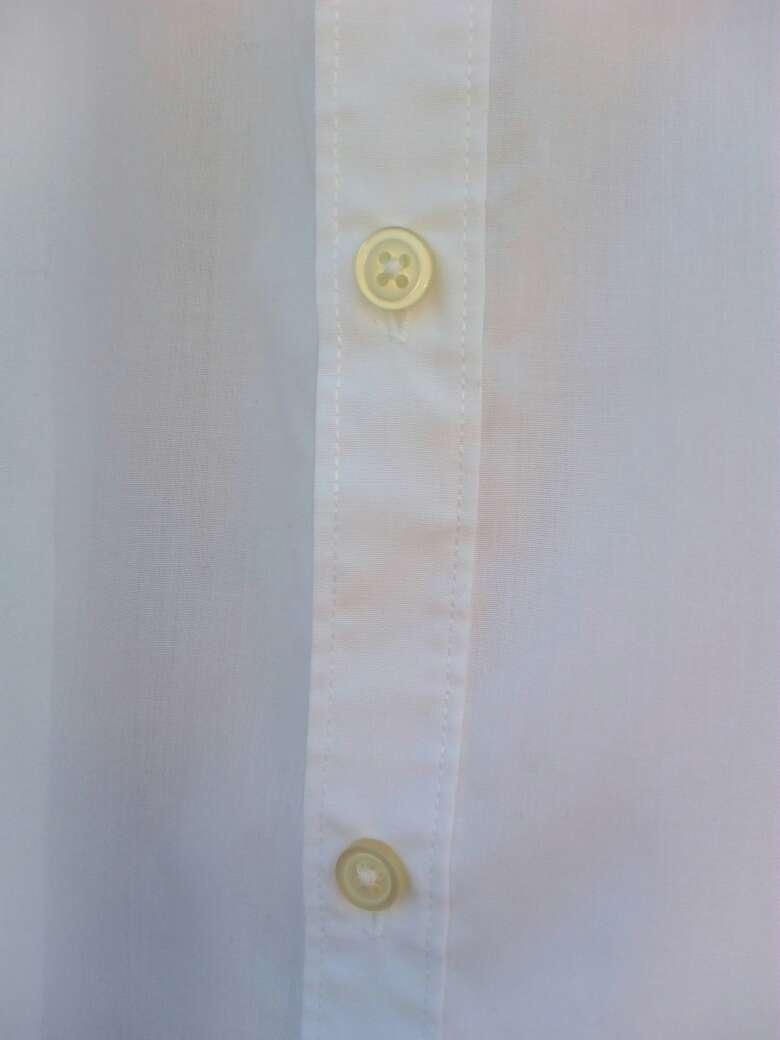 Imagen producto Camisa. blanca hombre t.S H&M casi nueva 4
