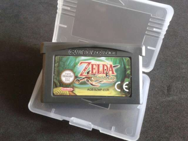 Imagen The Legend of Zelda The Minish Cap