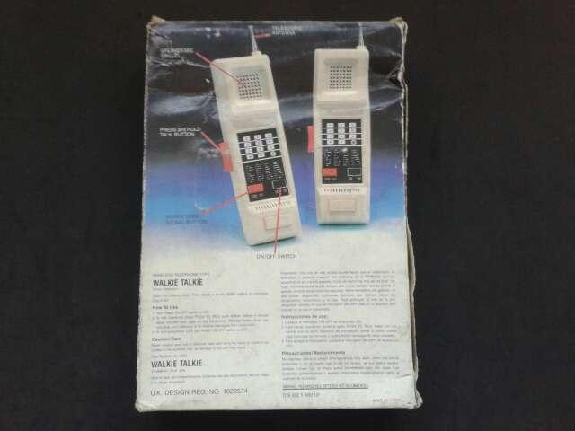 Imagen producto Walkie Talkies Combat Communicators 3