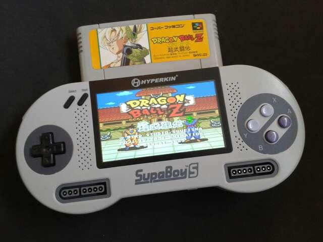 Imagen producto Consola SupaBoy S 3
