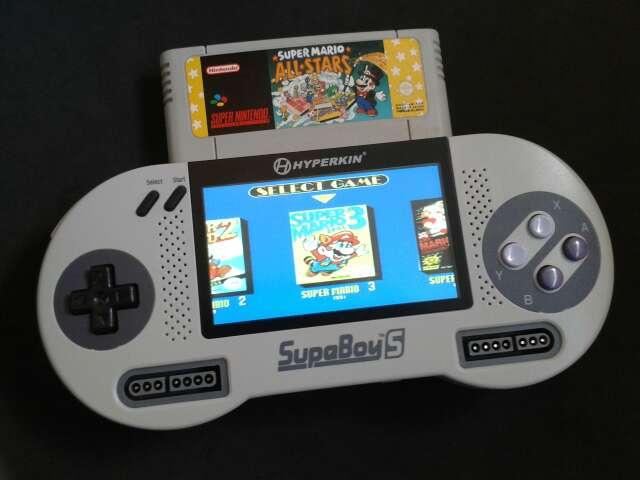 Imagen producto Consola SupaBoy S 2