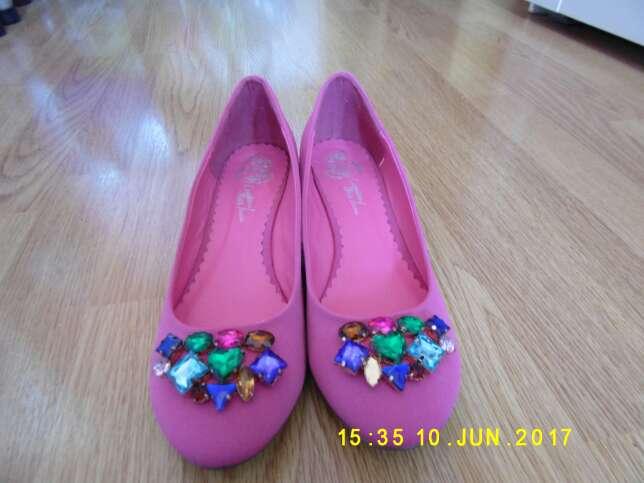Imagen zapatos rosas