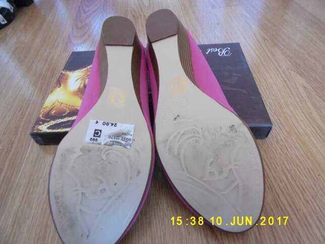Imagen producto Zapatos rosas 3