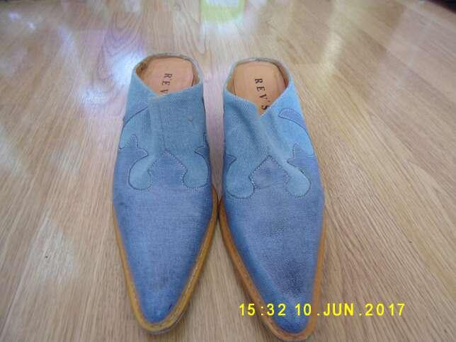 Imagen zapatos zuecos