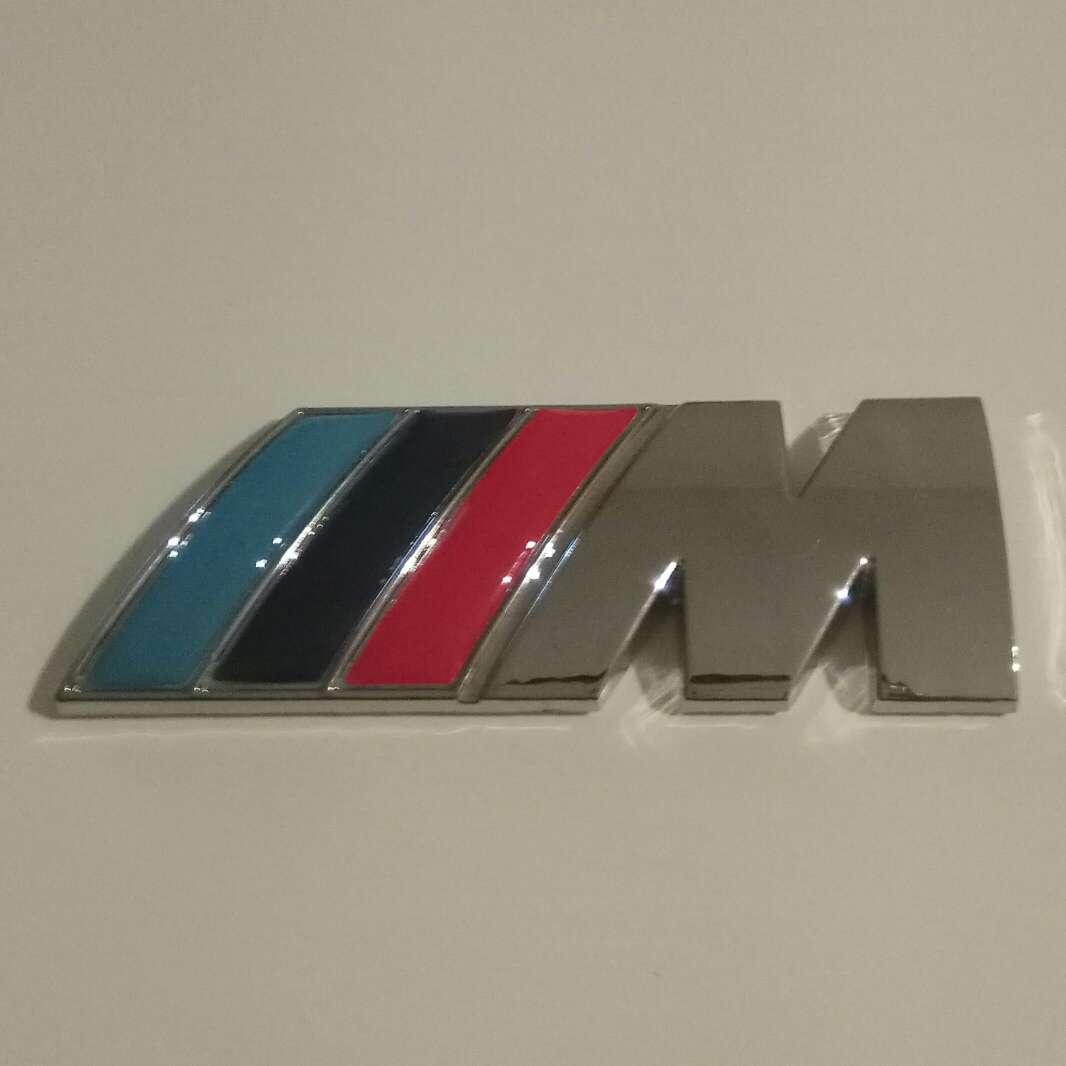 Imagen producto Insignia M para BMW 2