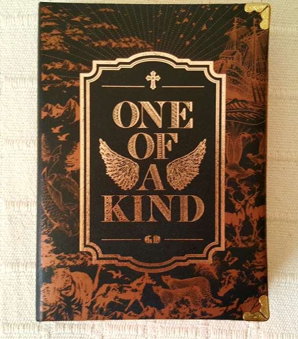 Imagen One Of A Kind - GD (CD KPOP)