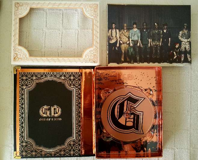 Imagen producto One Of A Kind - GD (CD KPOP) 3