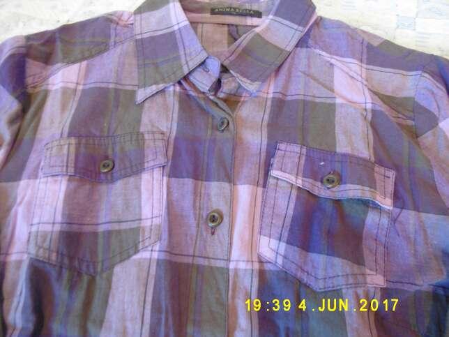 Imagen camisa de cuadros