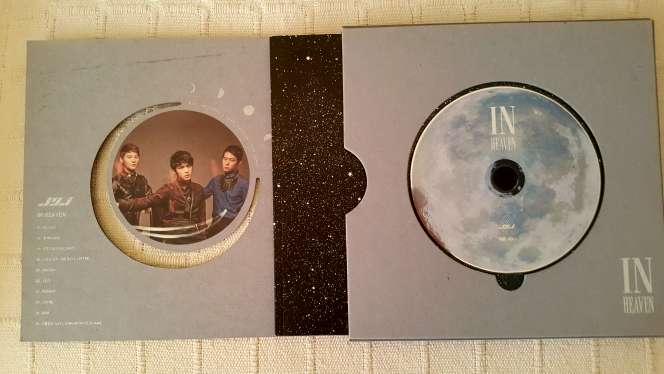 Imagen producto In Heaven - JYJ (CD KPOP) 2