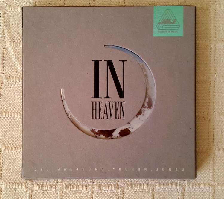 Imagen In Heaven - JYJ (CD KPOP)