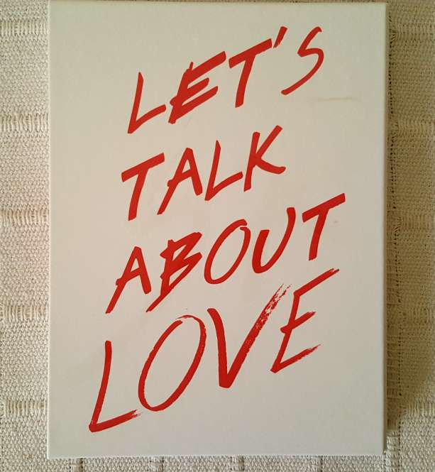 Imagen producto Lets talk about love - Seungri (CD KPOP) 1