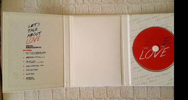 Imagen producto Lets talk about love - Seungri (CD KPOP) 3