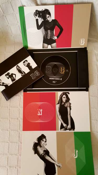 Imagen Sixth Sense - Brown Eyed Girls (CD KPOP)