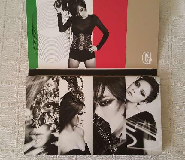 Imagen producto Sixth Sense - Brown Eyed Girls (CD KPOP) 2