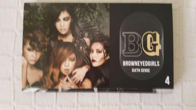 Imagen producto Sixth Sense - Brown Eyed Girls (CD KPOP) 3