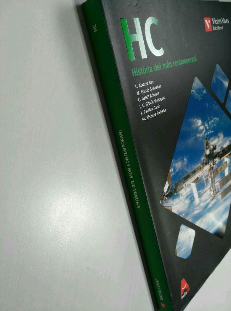 Imagen producto Llibre Historia 1 de Batxilerat 2