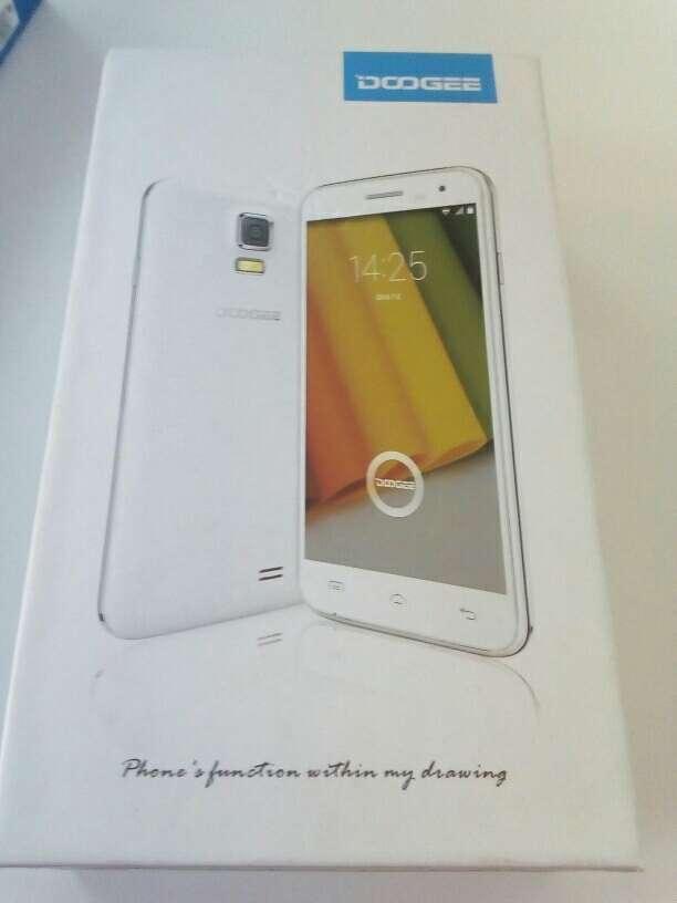 Imagen producto Dos móviles. doogee 3