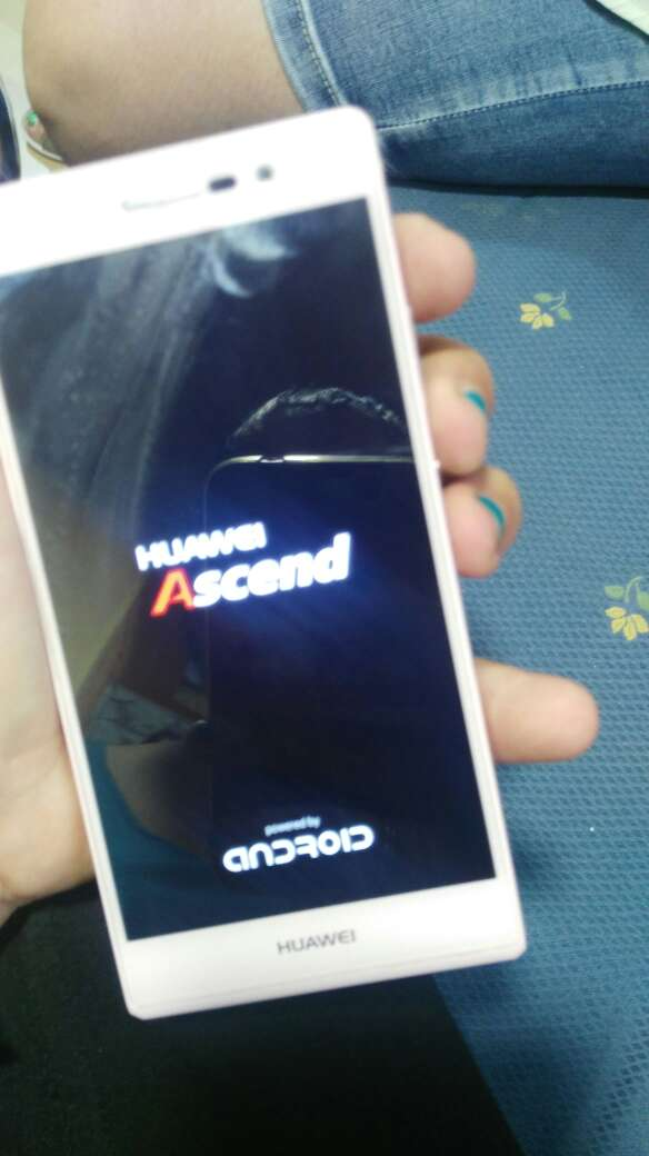 Imagen producto Huawei Ascend P7 1