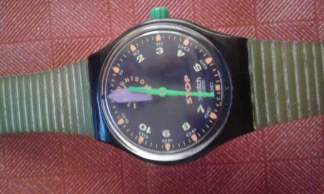 Imagen Swatch Jess  Rush SSB100 STOP