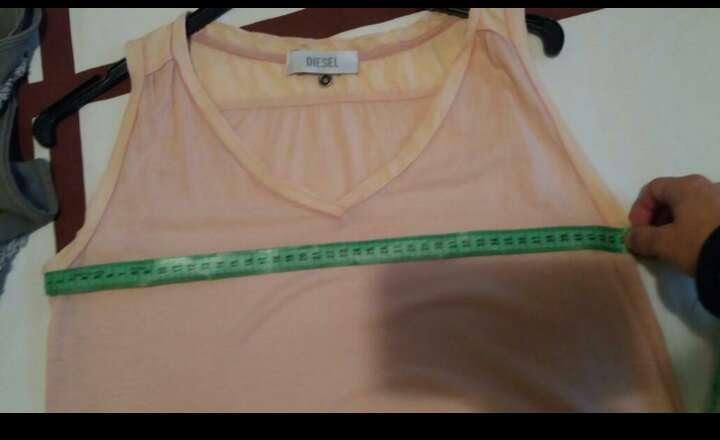 Imagen producto Camiseta Diesel mujer M  3