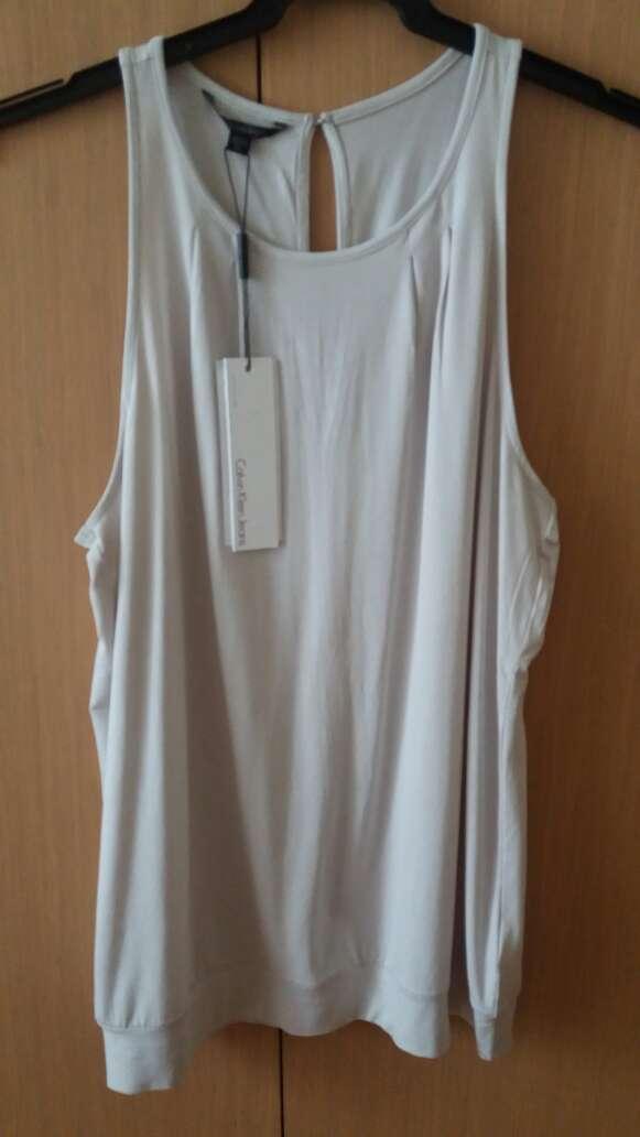 Imagen Camiseta calvin klein mujer M