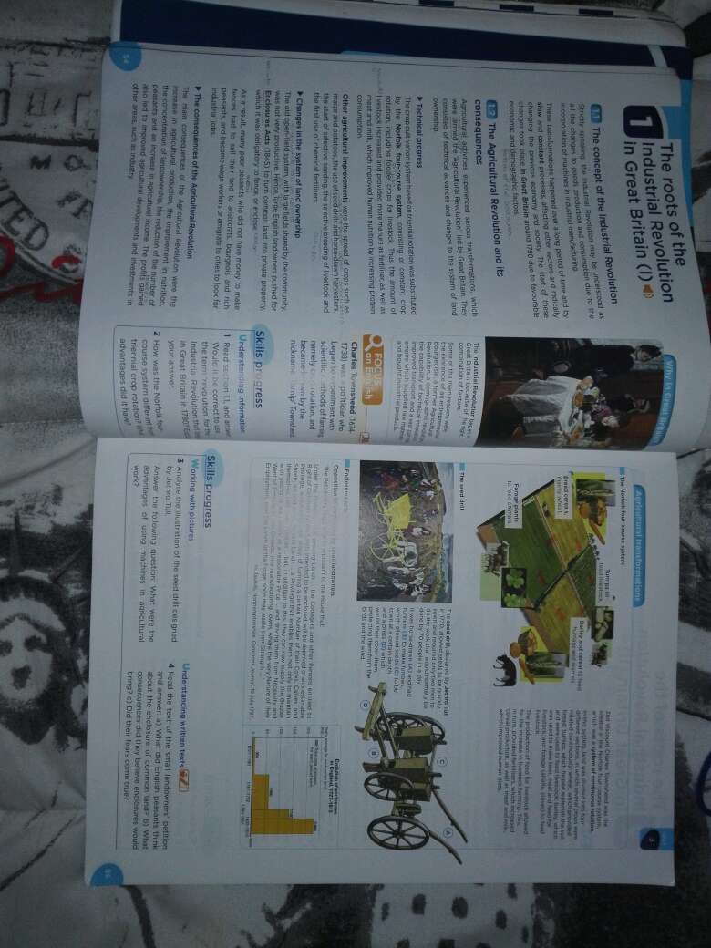 Imagen producto Libro geography and history 4°ESO 2
