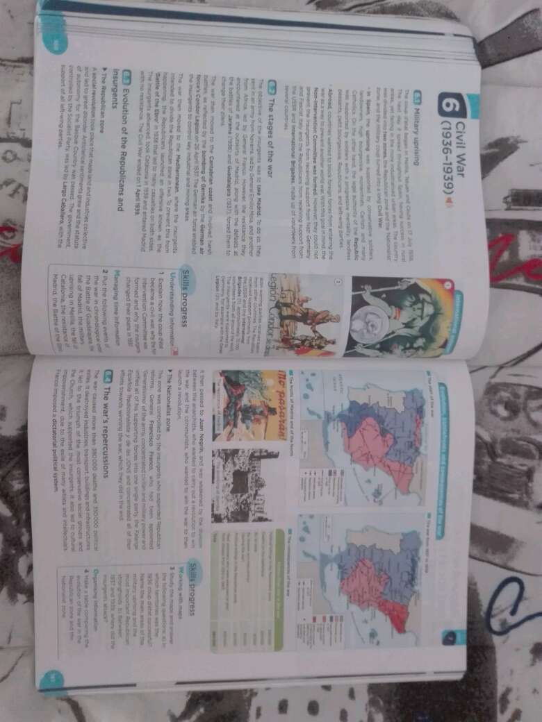 Imagen producto Libro geography and history 4°ESO 3