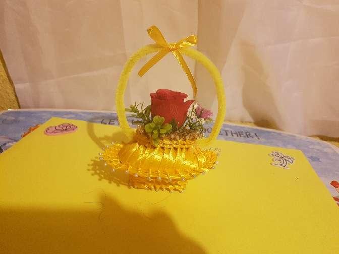 Imagen producto  lote de 2 Canasta de jabon 100% artesana 2