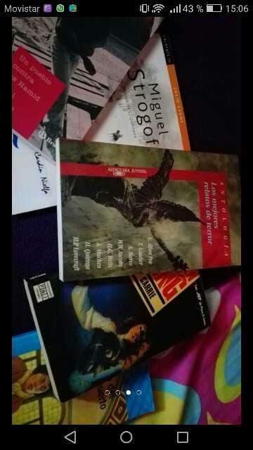 Imagen producto Distintos libros 4