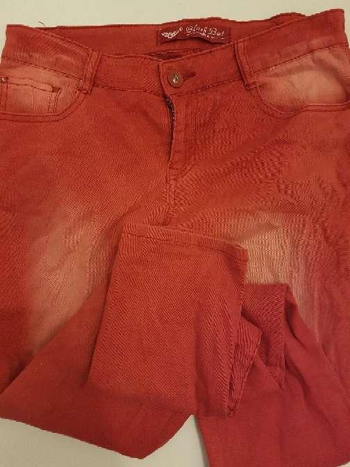 Imagen Pantalon rojo