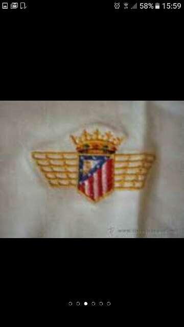 Imagen producto Atletico de madrid aviacion  2
