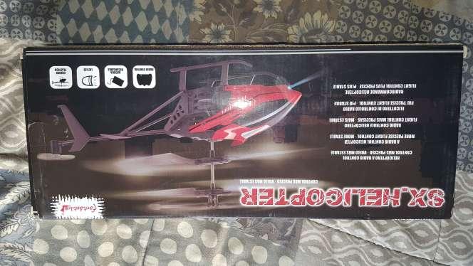 Imagen producto Helicóptero teledirigido NUEVO 30€  2