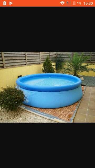 Imagen piscina nueva